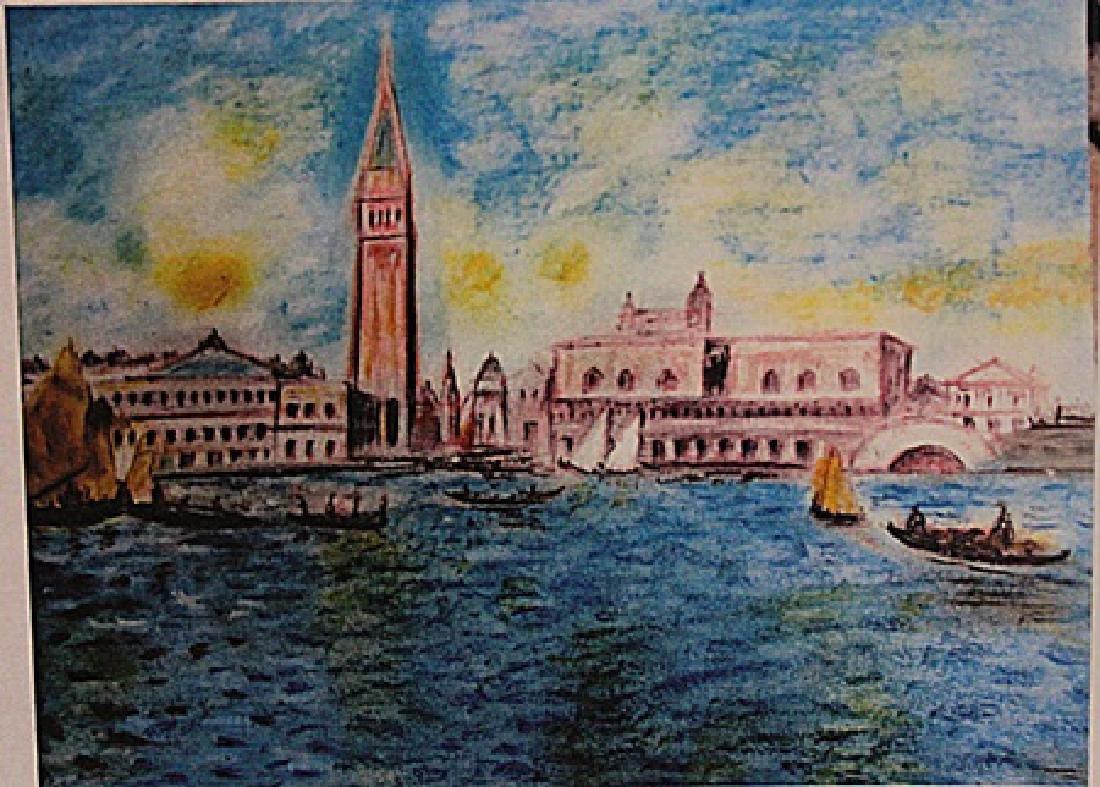 Claude Monet - Palace Venice