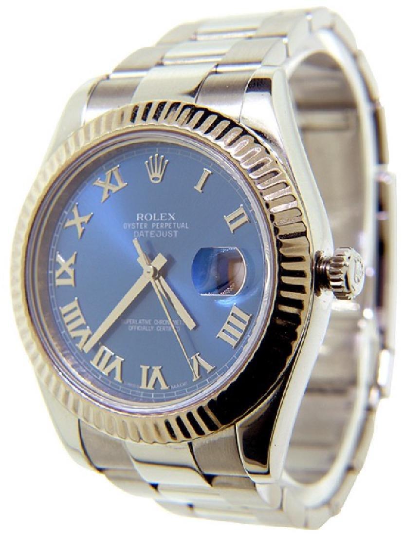Men's DateJust II Rolex Watch