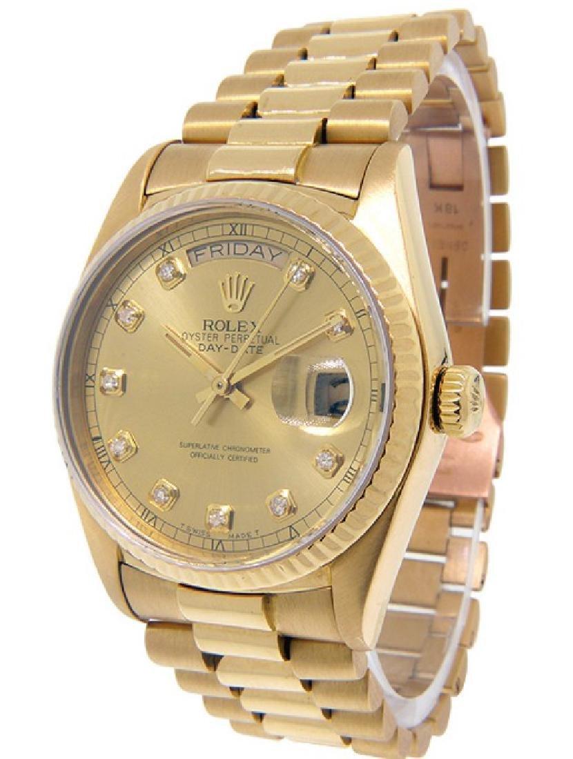 Rolex President Day-Date Watch