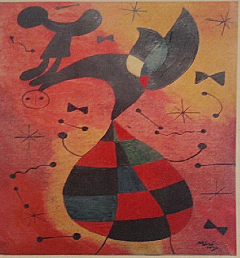 Joan Miro - Joan