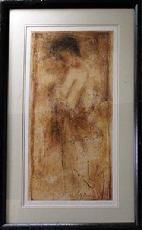 """authentic giclee """"Mystical Light"""" after Janet Treby"""