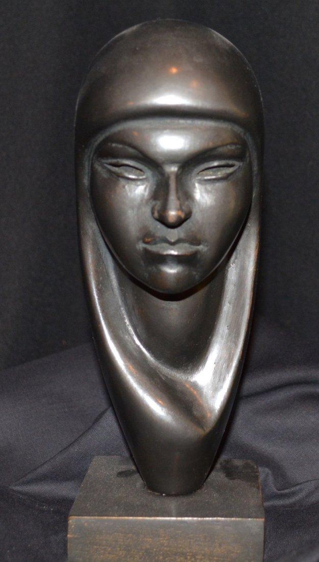 Wood Head Carving