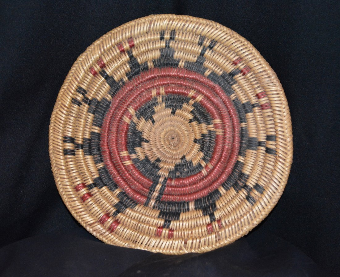 Navajo Wedding Basket