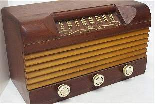 Radio - 1947 Delco Model #1229