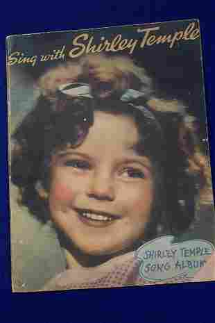Shirley Temple Songbook