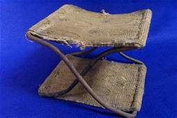 15: Automobile / Carriage Booster Seat c. 1895