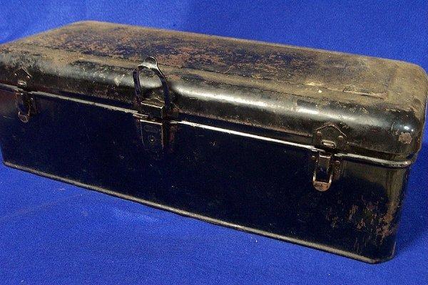 16: Model T Ford Tool Box