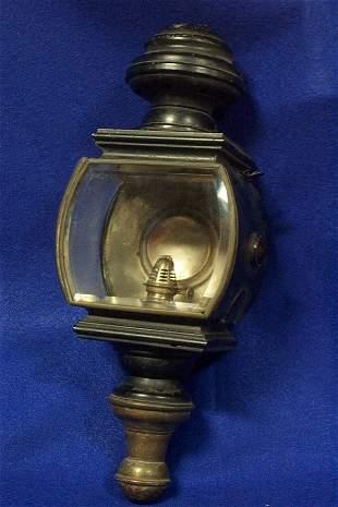 Carriage Lantern / Lamp Circa 1880