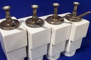 Soda Fountain Dispensers, c1920