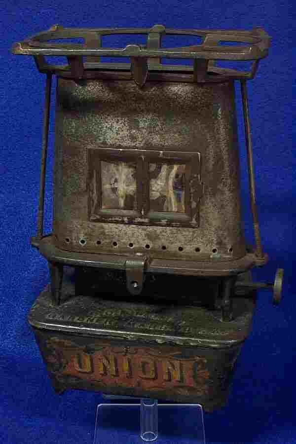 Miner's Cook Stove Circa 1900