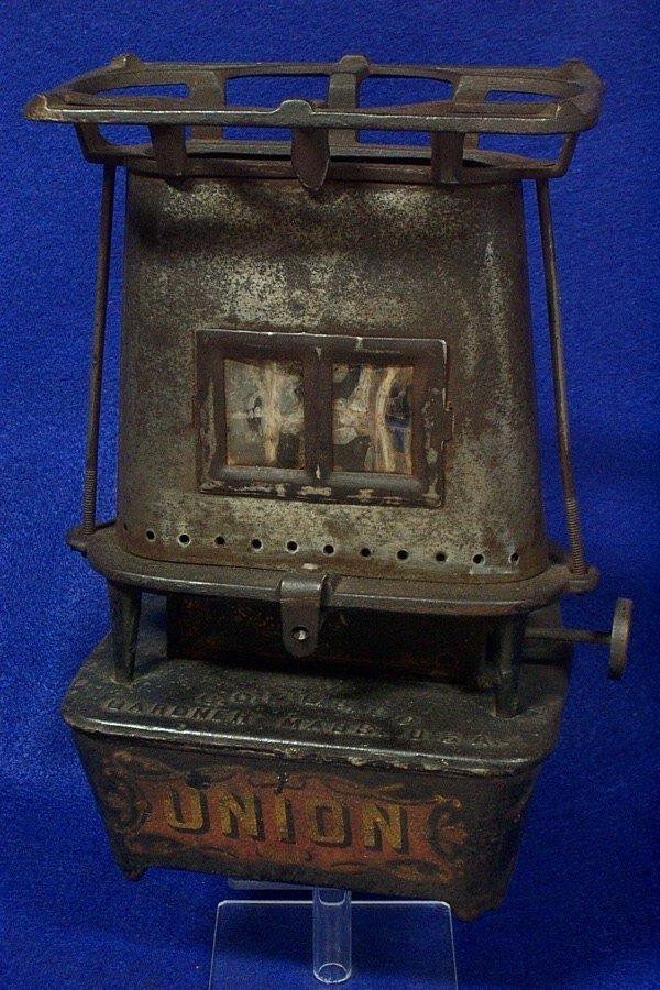 23: Miner's Cook Stove Circa 1900