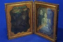 196: Photograph - Daguerrotype - Mershon Family