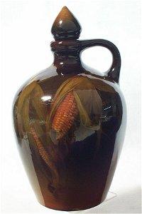 421: Rookwood Whiskey Jug - Lenore Asbury