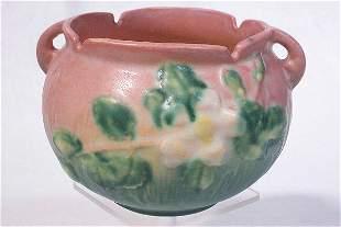 Roseville Pottery - White Rose 1940's