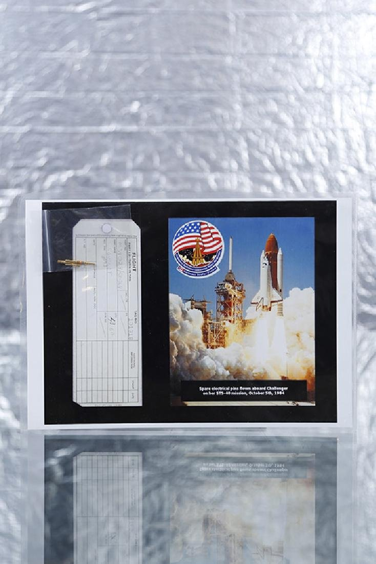 Space Shuttle - STS-40 Challenger - Electrical Pins -