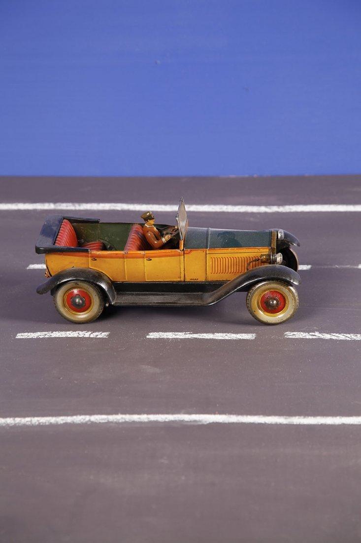 Italie Mecanique 1933 INGAP