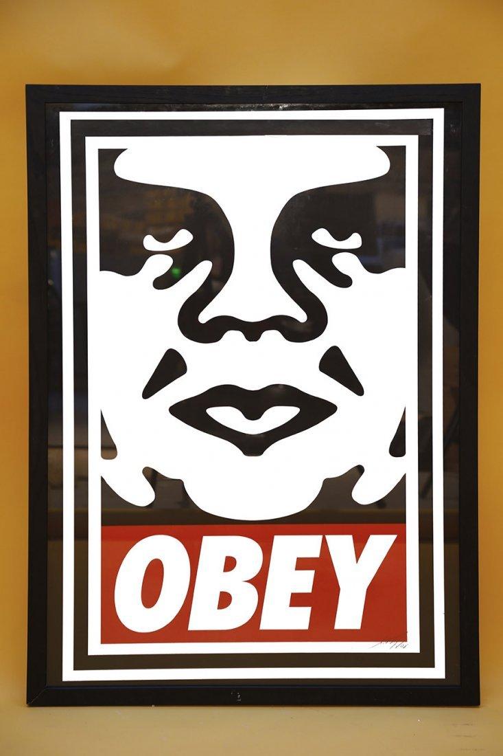 Shepard Fairey Obey