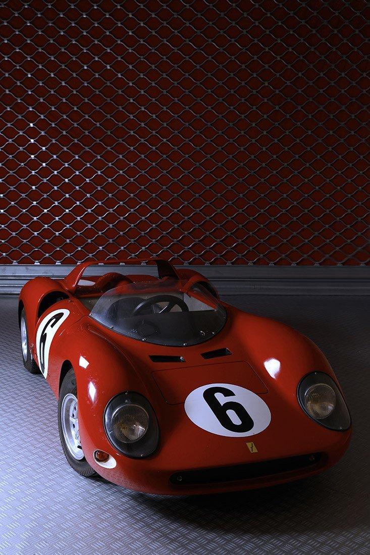 De La Chapelle - Lyon Ferrari P2 330 P2 Junior circa