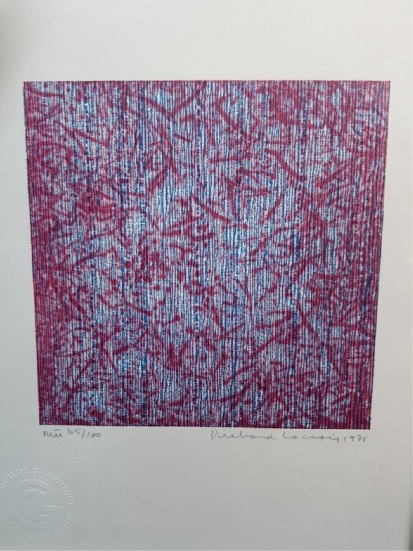 Richard Lacroix Signed and Numbered Print