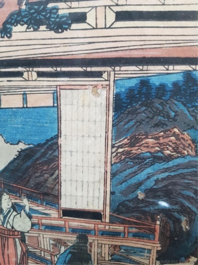 Japanese Woodblock Print - 6