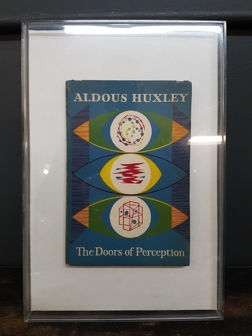 Aldous Huxley 1st Edition Collectible Book