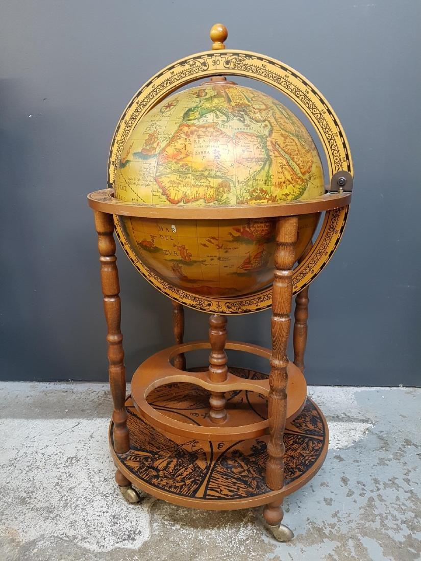 Birks Vintage Globe Bar