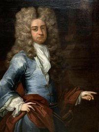 Manner Of Charles D Agar, Oil On Canvas Portrait