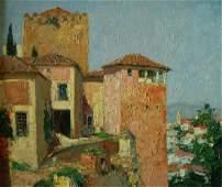 PaulEmile Lecomte French 18771950