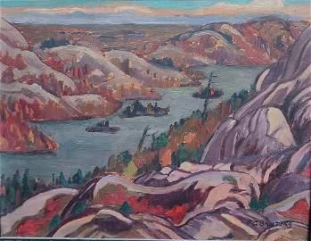 Sir Frederick Grant Banting, Grace Lake