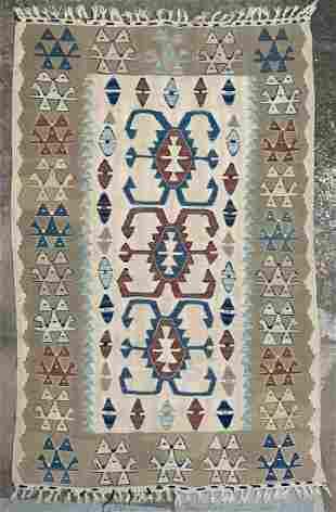 Turkish Kilim Rug