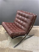 Barcelona Chair, By Mies Van Der Rohe