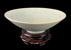 Antique Chinese Song Dynasty Celadon Bowl