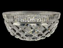 Vintage Waterford Crystal Centerpiece Bowl