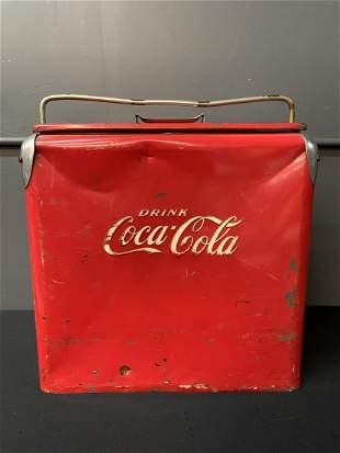 Vintage Coca Cola Cooler 1946 1-53 Bottle Opener