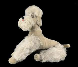 Large 1950s Steiff Germany Snobby Poodle