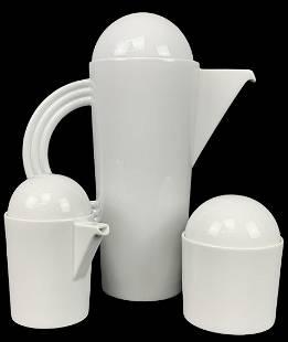 Rosenthal Mario Bellini Studio Cupola Coffee Set