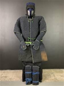 Meiji Period Samurai Armour