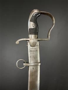 18th C. British Heavy Calvary Sword