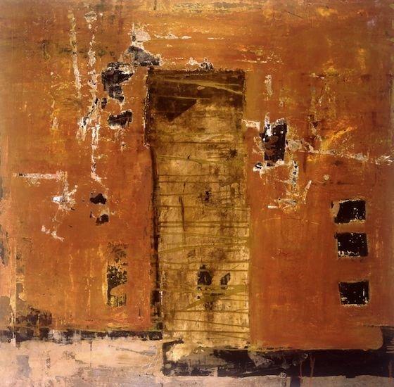 John McCaw, Oil Painting on Board