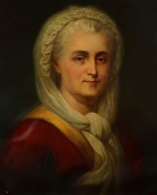 2: Charles Wilson Peale American Painting
