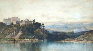 5: Samuel Colman Painting American Hudson