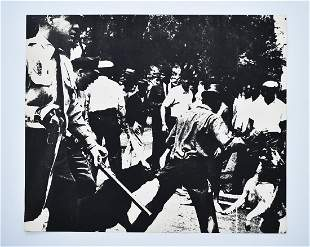 Andy Warhol (American 1928 - 1987)