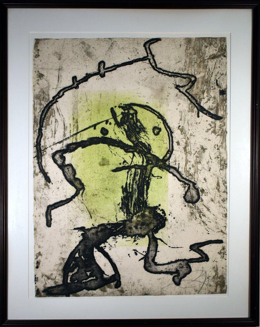 Joan Miro (Spanish 1893 - 1983) - 2