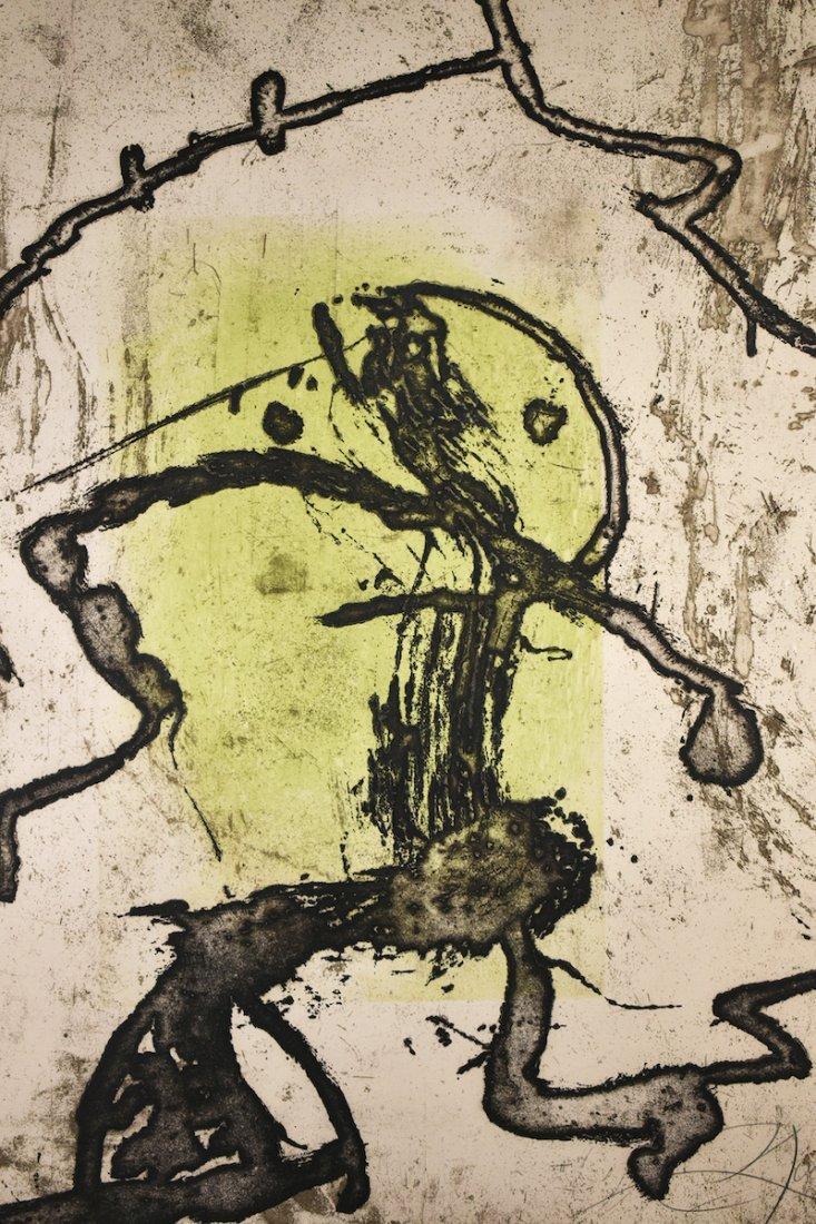 Joan Miro (Spanish 1893 - 1983) - 3