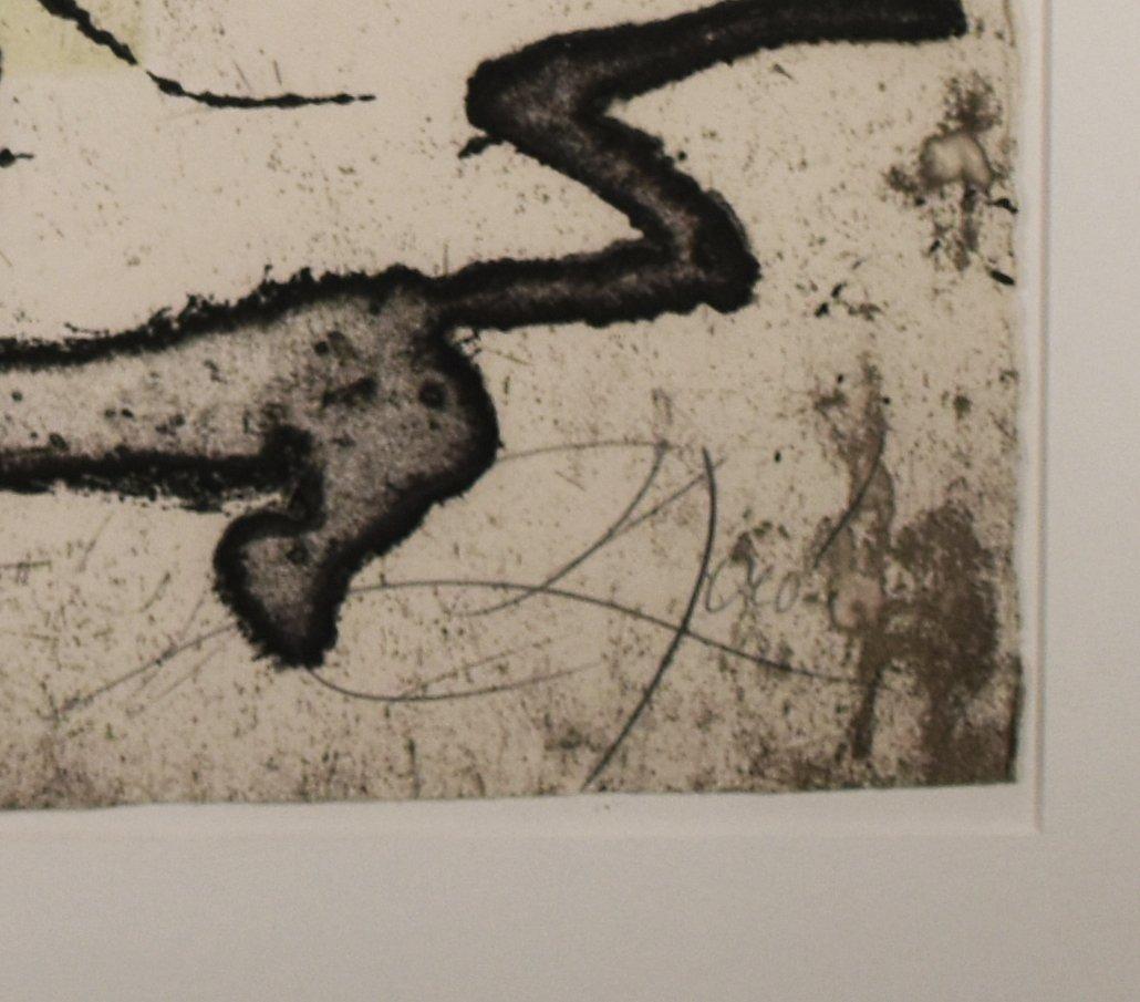 Joan Miro (Spanish 1893 - 1983) - 4