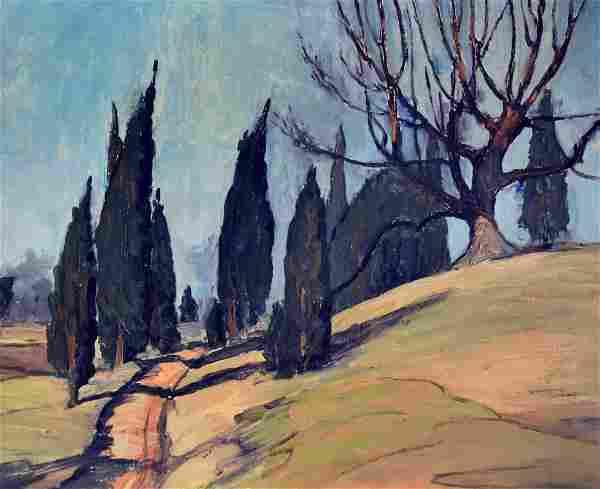 Carl Ringius (American 1879 - 1950)