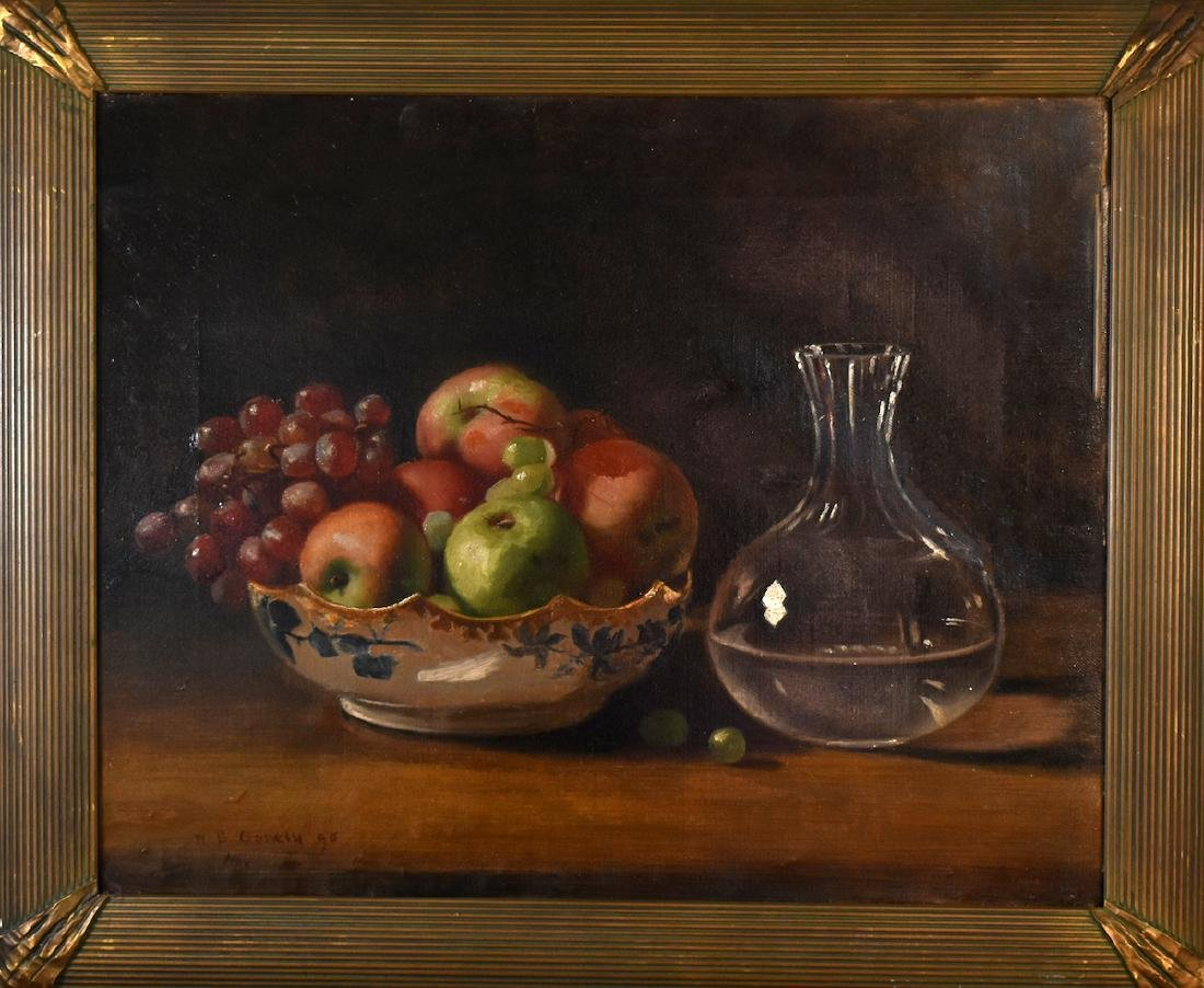 William Brewster Conely (American 1830 - 1911)