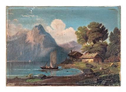 Peale Family (James) Attri. (Amer. 1749 - 1831)