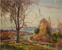 15: Cirino American Painting Rockport Massachusetts