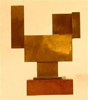 Zogbaum American Bronze Mid-century modern